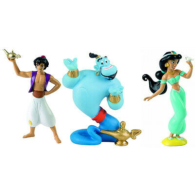 Bullyland Disney Aladdin Figures- Choice of 3 (One Supplied)