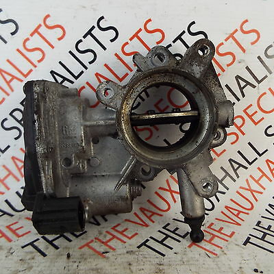 VAUXHALL ASTRA J 2.0  A20DTH  THROTTLE BODY  2010-2013  PART NO : 55564164
