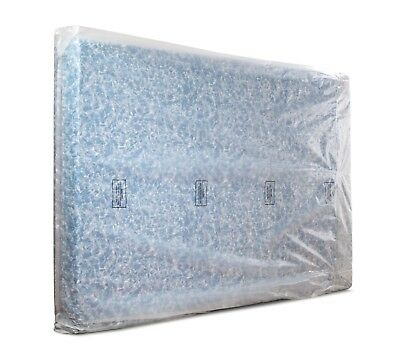 Double 4ft6 Heavy Duty 400g Mattress Bag Mattress Protector Strong Clear Plastic