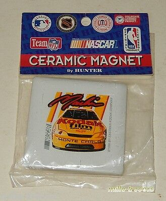 Ancien MAGNET KODAK Film NASCAR 1996 sous sachet - CERAMIC MAGNET by HUNTER