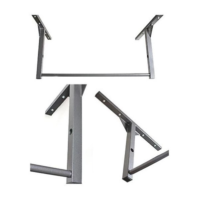 Wall and Ceiling Mounted Pull Up Bar for fitness gym training