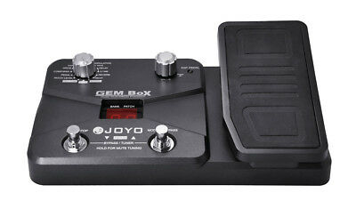 Joyo Gem Box Multi FX Unit Guitar Pedal - New