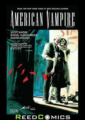 AMERICAN VAMPIRE VOLUME 5 GRAPHIC NOVEL New Paperback Collects #28-34
