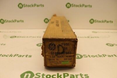General Electric 9F60Ljd503 Nsfb - Fuse 5.08 Volts