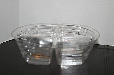 Longaberger - Medium Catch All 4 way divided Protector #44440 New