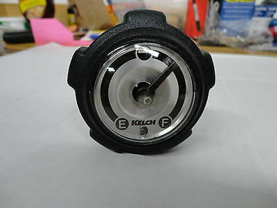 Polaris Gas Cap With Gauge Fits Several Polaris Quads