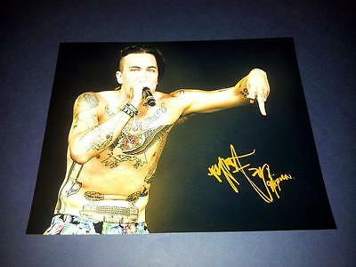 "Yelawolf Signed Autographed Repro 10X8"" Photo Pp Rapper Hip Hop"
