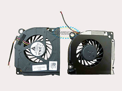 New For Dell Inspiron 1525 1526 Series CPU Cooling Laptop Fan Parts Notebook