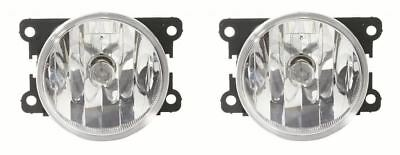 Citroen DS3 2005-2015 Front Fog Light Lamp Pair Left & Right