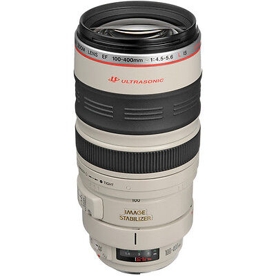 Canon EF 100-400mm f/4.5-5.6L IS USM Autofocus Lens!! BRAND NEW!! USA WARRANTY!!