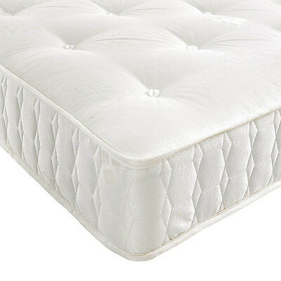 New Deluxe 2500 Pocket Spring Mattress Clearance Sale! Available All Sizes