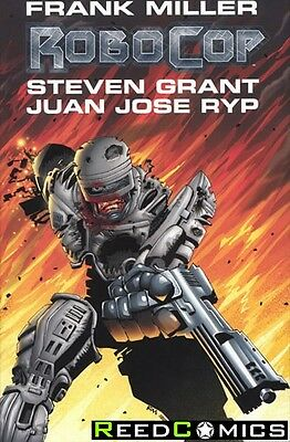 ROBOCOP VOLUME 1 GRAPHIC NOVEL New Paperback Frank Miller Collects Issues #1-9