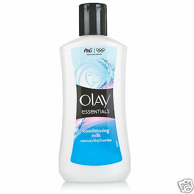 Olay Essentials Conditioning Milk Cleanser Normal/Dry/Combo 200ml