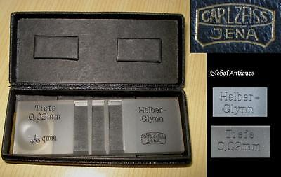 Ww2 Antique Medical Blood Testing Set Carl Zeiss Jena
