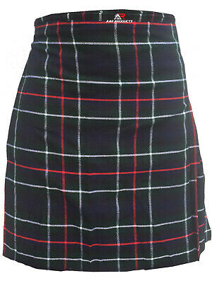 New Men's Scottish Mackenzie Kilt 5 Yard Acrylic Highland Wear in all sizes