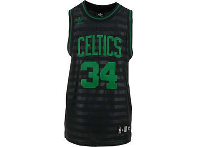 NEW Boston Celtics Paul Pierce NBA Youth Groove Swingman Jersey SZ. Medium M