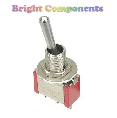 SPDT Toggle Switch (General Purpose) - 1st CLASS POST