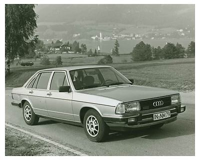 1980 Audi 100 Automobile Photo Poster zch4817