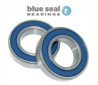 Hope Pro 2 Front Hub Bearing Kit - Blue Seal Weatherproof Bearings