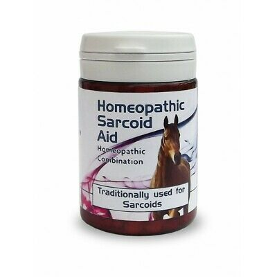 Phytopet Homeopathic Equine Sarcoid Aid 50g Horse / Pony