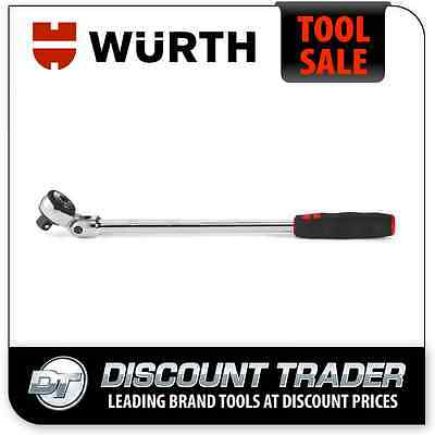 """Wurth 1/2"""" Flexible Joined Head Ratchet 0715 13 91"""