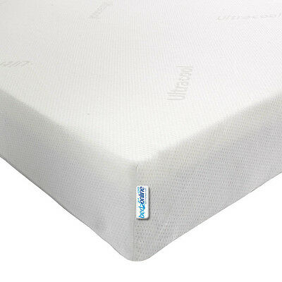 New Budget Reflex Foam Cool Sense Orthopaedic Mattress Dust Resistant Made In Uk