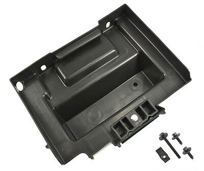 1987-1993 Mustang Battery Tray w/ Battery Hold-Down & Anchor Mounting Bolts Kit