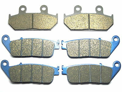 Brake Pads For Suzuki Brakes Front Rear Burgman  AN 650 2003-2010 SINTERED SET