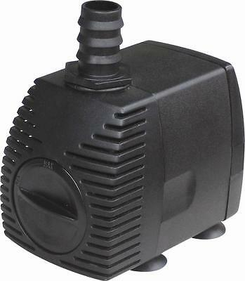 Fountain Pump 91 Gph - 4,200 Gph Pond Submersible Koi Water Fall Waterfall New