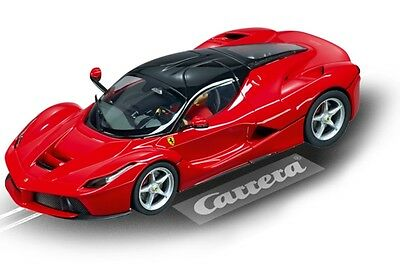 Carrera 27446 Evolution LaFerrari rot- Neu / Ovp