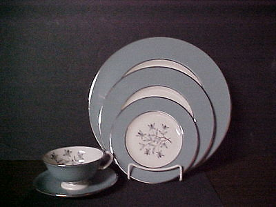 LENOX Fine China KINGSLEY ~ 5 PC.  Place Setting
