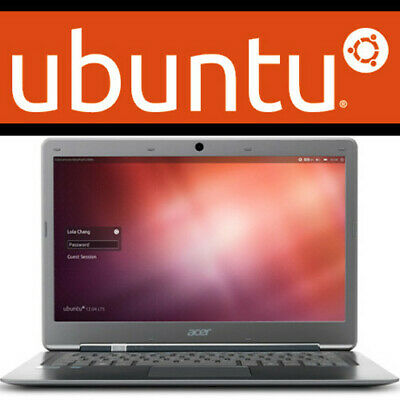 VERY LATEST Version! UBUNTU LINUX Live DVD - Try or Install! FREE Extras Disc!