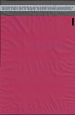1000 9x12 Pink Poly Mailers Shipping Envelope Couture Boutique Quality PINK Bags