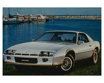 1982 Chevrolet Camaro Berlinetta Automobile Photo Poster zch4953