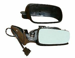 VW Golf Mk4 1997-2004 Door Mirror Electric Black O/S Driver Right
