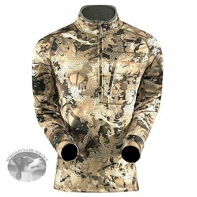 SitkaGear new Traverse Zip T Waterfowl close out price 10001 Thermal