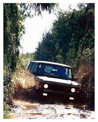 1995 Range Rover County LWB Factory Photo ca0676