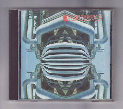 (CD) THE ALAN PARSONS PROJECT - Ammonia Avenue / Early Press. / Japan ARCD 8204