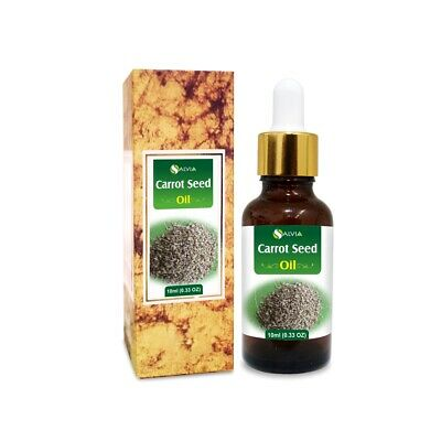Carrot Seed Oil 100% Natural Pure Undiluted Uncut Essential Oil 5Ml To 1000Ml