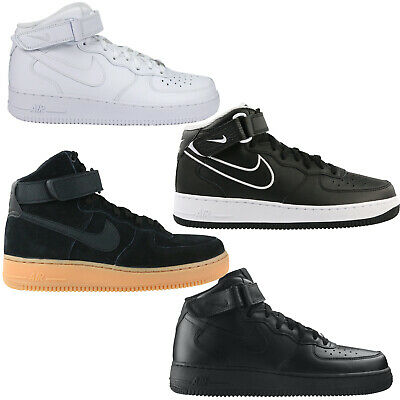 Nike Air Force 1 Mid 07 High LV8 Basketballschuhe Sneaker Schuhe Herren