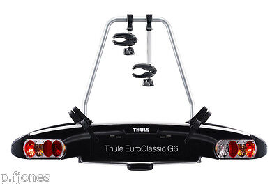 Thule 928 EuroClassic G6 2 / Two Bike Cycle Carrier