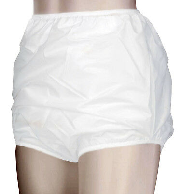 Unisex Adult Waterproof 100% Nylon Incontinence Knickers/ Pants.