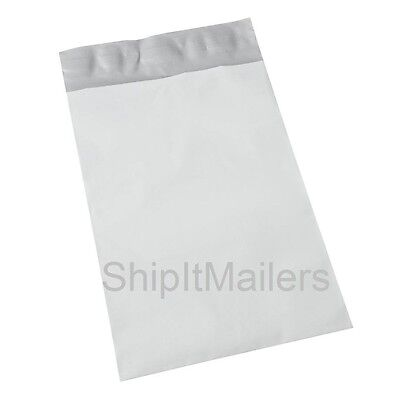 200 Poly Mailers 100 Each 6x9 & 7.5x10.5 Envelopes Premium Shipping Bags