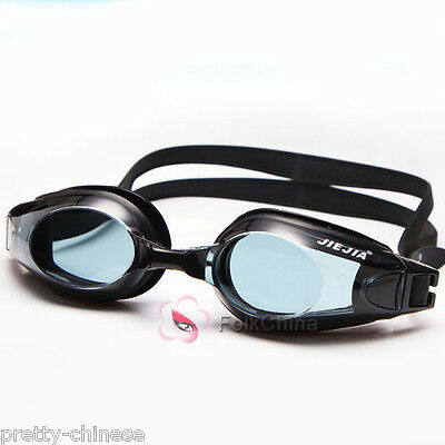 New Prescription Optical Swimming Goggles Eyewear Glasses Myopia Anti-fog UV