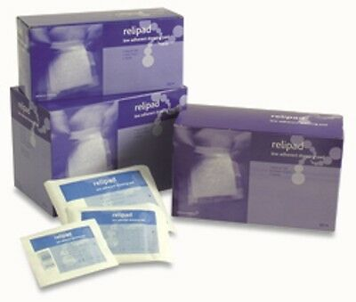 Reliance 381 Sterile Low Adherent Wound Dressing Pad 5Cm X 5Cm X5