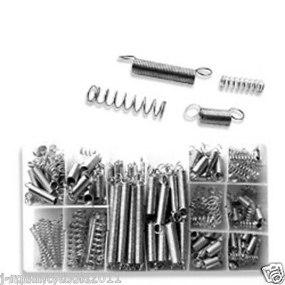101 Pc Spring Assortment Small Extension /& Compression Springs Enkay 464