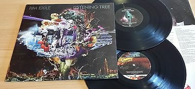 "Tim Exile - Listening Tree - 2 Vinyl 12"" + Original Inner Sleeve - Uk Press"