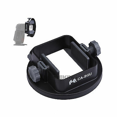 Flash Adapter Kit Accessory K9/K-9 Universal Mount CA-SGU f Speedlite/Speedlight