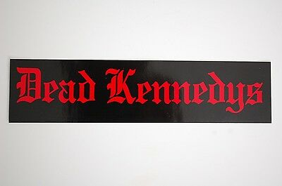 Dead Kennedys Sticker Decal (39) Punk Rock Music Bad Religion Pennywise Adicts