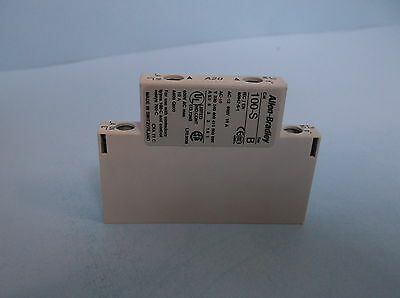 Allen Bradley 100-Sa20 Ser B Auxiliary Contacts Side Mnt Nib